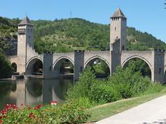 Cahors Pont Valentr 1 (La belle dame sans souci) Tags: cahors pontvalentre france