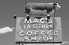 Mac's La Sierra (dangr.dave) Tags: newmexico nm downtown historic architecture macslasierra coffeeshop cow lasierra albuquerque