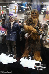 IMG_6669 (willdleeesq) Tags: comiccon comiccon2016 sdcc sdcc2016 sandiegocomiccon sandiegocomiccon2016 sandiegoconventioncenter actionfigures toys hottoys starwars theforceawakens hansolo chewbacca