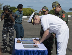 160822-N-CV785-220 (U.S. Pacific Fleet) Tags: pacificpartnership16 usnsmercytah19 pp16 usnsmercy partnershipsmatter pacificpartnership jointoperations navy usn pacificpartnership2016 indonesia padang