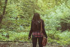 Ready for a new start? (AnneKath) Tags: portrait selfportrait forest newlife photo photography