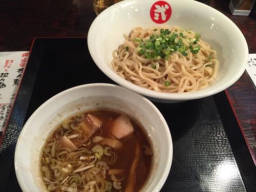 和浦酒場弐らーめんつけ麺ランチ復活