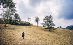 Lu Than, Bac Ha, Vietnam (tuanduongtt8018) Tags: 2016 taybac vietnam mountain view outdoor nature mountains blue sky lakeshore swiss backpack together walking along lake journey serene rock sea water waterfall landscape