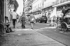 (jsrice00) Tags: leicammonochrom246 35mmf14summiluxasph nola streetphotography neworleans parade cowboy boots cowboyboots
