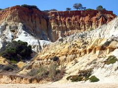 Portugalia - Algarve - Albufeira (tomek034 (Thank you for the 1 100 000 visits)) Tags: portugalia portugal algarve albufeira plaa klif