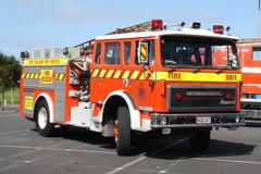 NQ 8347 (ambodavenz) Tags: fireengine fireappliance newzealandfireservice newzealand southauckland international 1850d austral fire auckland