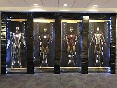 Stark Labs Decorations (Perfectance) Tags: citi fall fest festival super hero halloween decorations