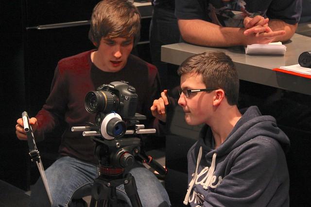 LiveWire BFI Film Academy 3 Location Shoot Day Three 08