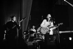 Gig (theoccipitallobe) Tags: bw white black film monochrome rock analog pull photography mono concert nikon philippines barbie delta 1600 analogue 3200 ilford bnw fa filmisnotdead almalbis buyfilmnotmegapixels theoccipitallobe