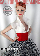 HOLLYWOOD AUDITION (marcelojacob) Tags: madrid show california ca espaa fashion for drive golden la los high spain glamour gate doll dolls angeles walk jacob mj fame barbie dreaming hollywood rodeo agnes marcelo royalty collector jumpsuit taylormade fr2 silkstone californiadreaming