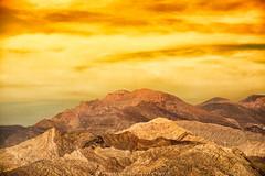 Fire on the mountain (sharbeenpictures) Tags: travel winter sunset red vacation sky urban orange mountain nature clouds sunrise geotagged fly dubai uae emirates abudhabi geography rak unitedarabemirates dxb auh rasalkhaimah