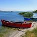 Macedonia, Greece, boats at Vegoritida lake  #Μacedonia