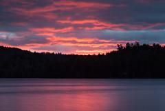 Sunrise - Schroon Lake (TomWeiner) Tags: sunrise adirondacks schroonlake