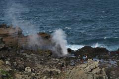 Blowhole at Nakalele Point, Hawaii (AGrinberg) Tags: point hawaii maui blowhole nakalele 42678nakaleleblowhole