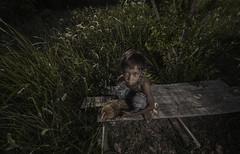 20140504-MIA_8305a (yaman ibrahim) Tags: morning boy sunrise kid malaysia rooster sabahan maiga