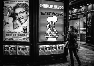Hommage - Je suis Charlie #7