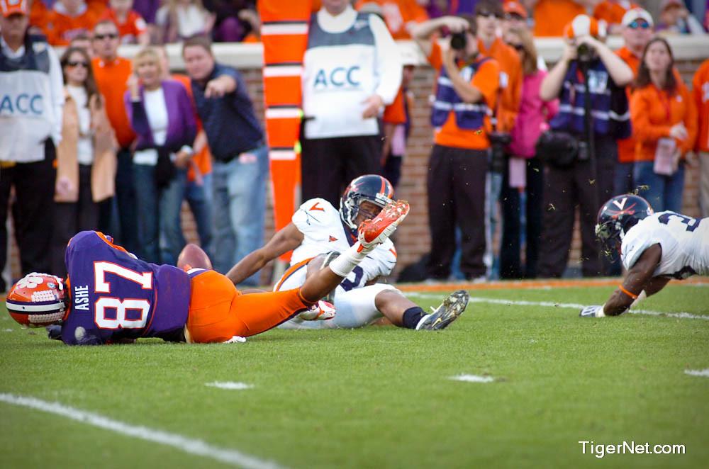Clemson Photos: 2009, Football, Terrance  Ashe, Virginia