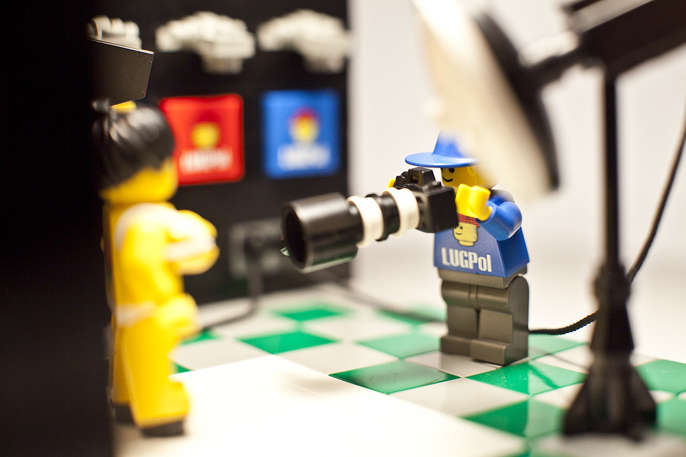 Lego Minifig Camera : The world s most recently posted photos of minifig and studio