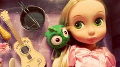 Rapunzel gift set is here!! (Chio-san) Tags: doll disney giftset rapunzel animator