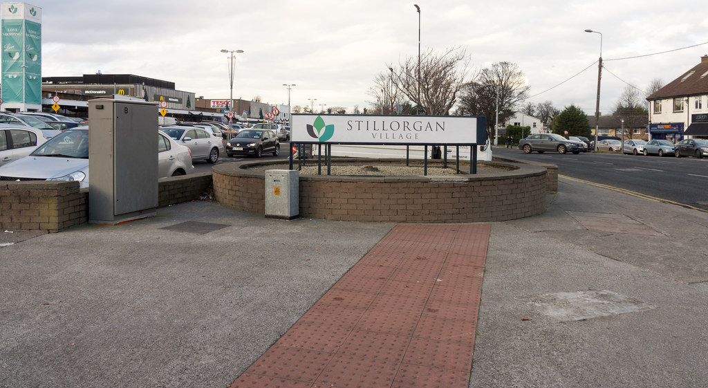 Stillorgan Shopping Centre - Stillorgan Village Ref-100085