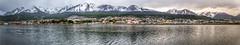 Pano Ushuaia (Mathieu Rougnon) Tags: panorama patagonia beagle argentina argentine landscape tierradelfuego ushuaia canaldebeagle panoramic patagonie panoramique d800 canalbeagle terredefeu 5photosaday flickrtravelaward