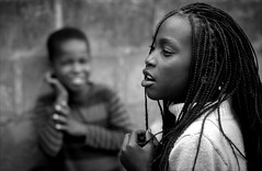 Mozambique 5 (gunnisal) Tags: africa street boy portrait bw girl explore mozambique maputo abigfave gunnisal