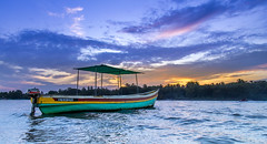 Tsunami Island | Sun set (rnPictures) Tags: malvan riteshniranjanphotography india sun set sunsetwallpaper purple sky bluesky cloud wallpaper boat tsunami island riteshniranjan ritesh niranjan ngc rnpictures rn pictures r n