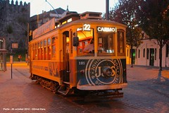 Batalha-Guindais (ernstkers) Tags: 131 brill porto portugal stcp stcp131 streetcar tram tramvia tranvia trolley elctrico strasenbahn bonde sprvagn