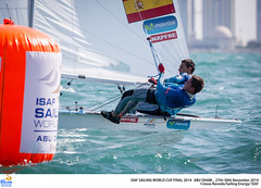 © Jesus Renedo / Sailing Energy / Isaf