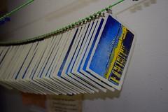 Third Impression: Carbazole Violet (jjldickinson) Tags: wood ink paper print cherry longbeach card printmaking wrigley tool woodblock rives danielsmith hansayellow mokuhanga brayer pthaloblue carbazoleviolet paintingknife nikond3300 watersolublereliefink rivesheavyweight promaster52mmdigitalhdprotectionfilter 101d3300 nikon1855mmf3556gvriiafsdxnikkor 175gsm card2014