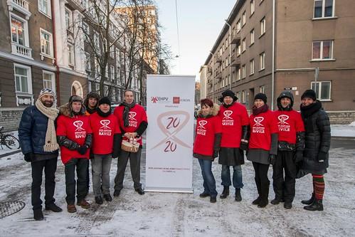 World AIDS Day 2014: Estonia