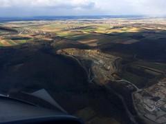 Steinbruch Limberg (stecker.rene) Tags: austria flight aerialview vfr luftbild steinbruch limberg