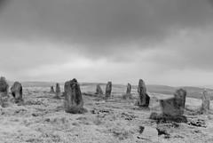 rained on (pamelaadam) Tags: summer bw digital scotland stones faith august fotolog spirituality isleoflewis 2014 thebiggestgroup