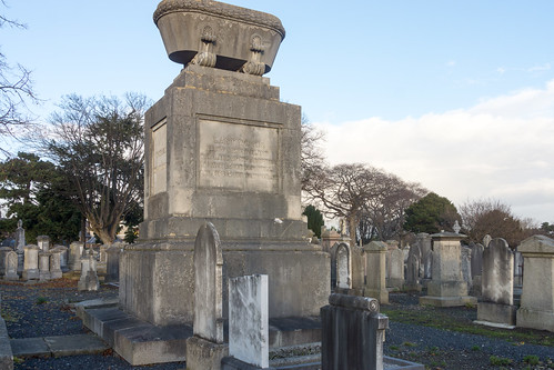 Mount Jerome Cemetery & Crematorium is situated in Harold's Cross Ref-100422
