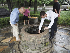 Mangyongdae Native Home (Clay Gilliland) Tags: tour korea tra northkorea pyongyang dprk youngpioneertours dprktour