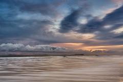 Clouds Over The Farne Islands - Explored 03/01/15 (mark_mullen) Tags: uk morning sea cloud seascape beach sunrise landscape coast explore northumberland northsea coastline bamburgh tranquil farneislands berwickupontweed bamburghcastle canon1740 flickrexplore explored flickrexplored canon5dmk3 markmullenphotography