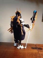 Makuta Kotahi Ora (Studs Not On Top) Tags: lego top bionicle studs moc studsnotontop captnblue