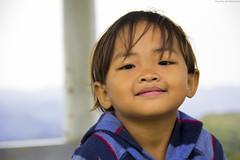 Million Doller Smile... (royudoys) Tags: portrait smile canon kid tribal 18135mm 60d