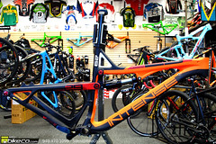 DSC015741 (The Bike Company) Tags: mountain detail bike intense pics bicycles frame 29 carbon cycles carbine vpp