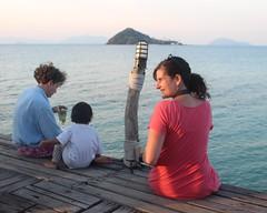 Rebecca & Lizzy (m.gifford) Tags: thailand island rebecca thai tropics lizzy komak lnghoneymoon laetitiagingershoneymoon