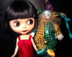 Blythe-a-Day January #25: Make a Compliment: LaVern's Dream...