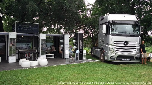 OUTDOOR STAND AND CAR DISPLAY SOUTH AFRICA