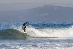 Surf en Patos (dfvergara) Tags: espaa mar agua surf playa galicia deporte olas tabla patos espuma surfista nigrn surfero playadepatos