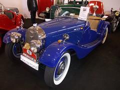 Morgan 4/4 1937 (Zappadong) Tags: auto classic car essen automobile voiture coche classics techno oldtimer oldie carshow 2014 youngtimer automobil classica oldtimertreffen zappadong