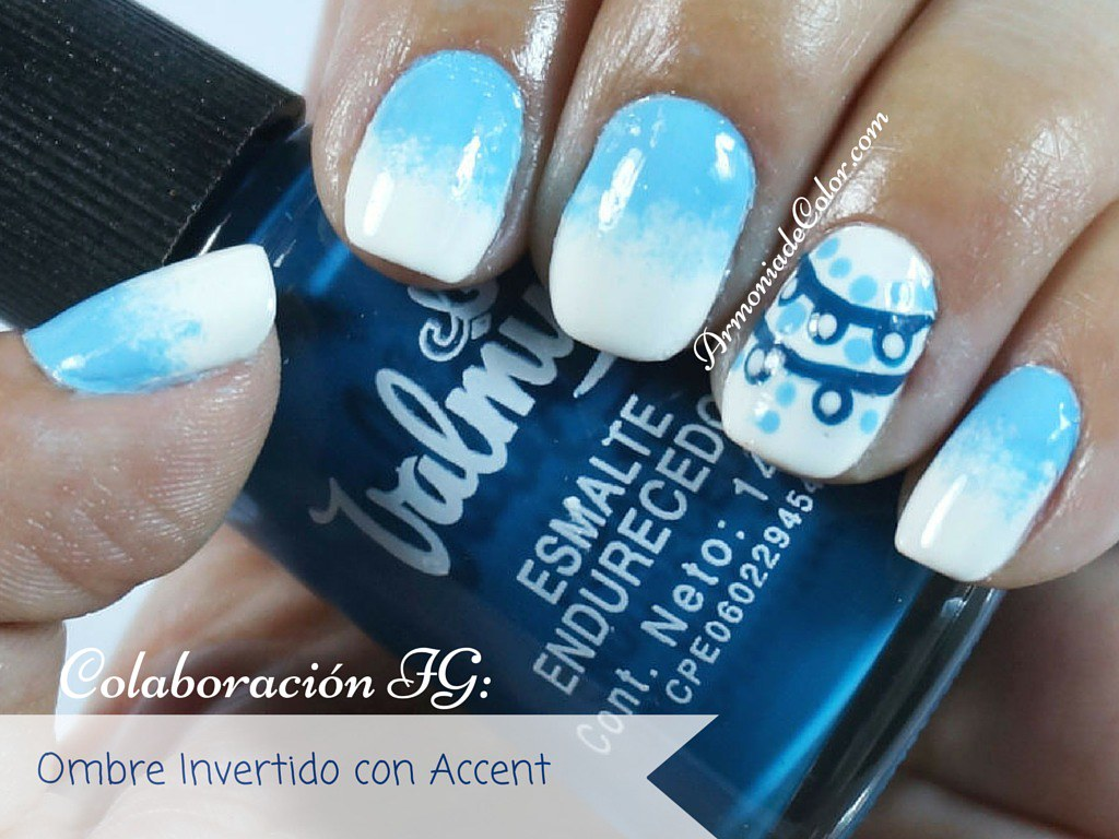 ombre invertido con accent 1