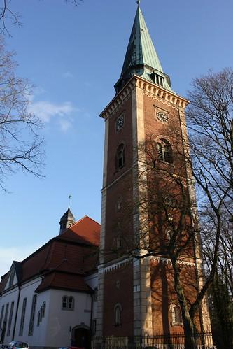 "St. Johannis Kirche Soltau 2015 • <a style=""font-size:0.8em;"" href=""http://www.flickr.com/photos/69570948@N04/16303009295/"" target=""_blank"">Auf Flickr ansehen</a>"