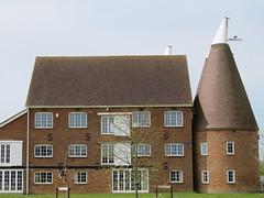 UK - Kent - Near Five Oak Green - Former Oast House (JulesFoto) Tags: uk england kent ramblers oasthouse fiveoakgreen northeastlondonramblers