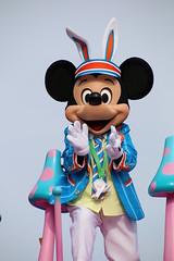 Hippity-Hoppity Springtime (sidonald) Tags: tokyo disney mickey parade mickeymouse tokyodisneyland tdl パレード tdr tokyodisneyresort ディズニーランド ミッキー ヒピホピ ディズニー・イースター hippityhoppityspringtime disneyseaster2016