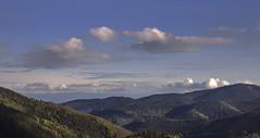 Enfin le ciel se dgage (mrieffly) Tags: bleu ciel azur canoneos50d vosgesalsace