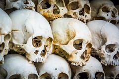 PPB_7234 (PeSoPhoto) Tags: skulls rouge nikon asia cambodia khmer killing pot xp bones fields ek dictator phnom massgraves penh pol dictatorship humanremains khmerrouge polpot 2016 massgrave atrocity choengek choeng d7100